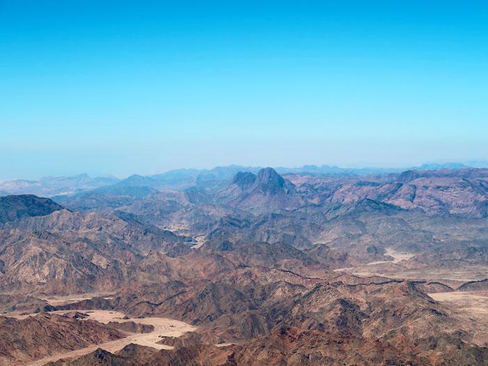 ג'בל בנת, ג'בל תרבוש, דרום סיני, טרקים בסיני, ההר-הגבוה, מטיבי לכת סיני